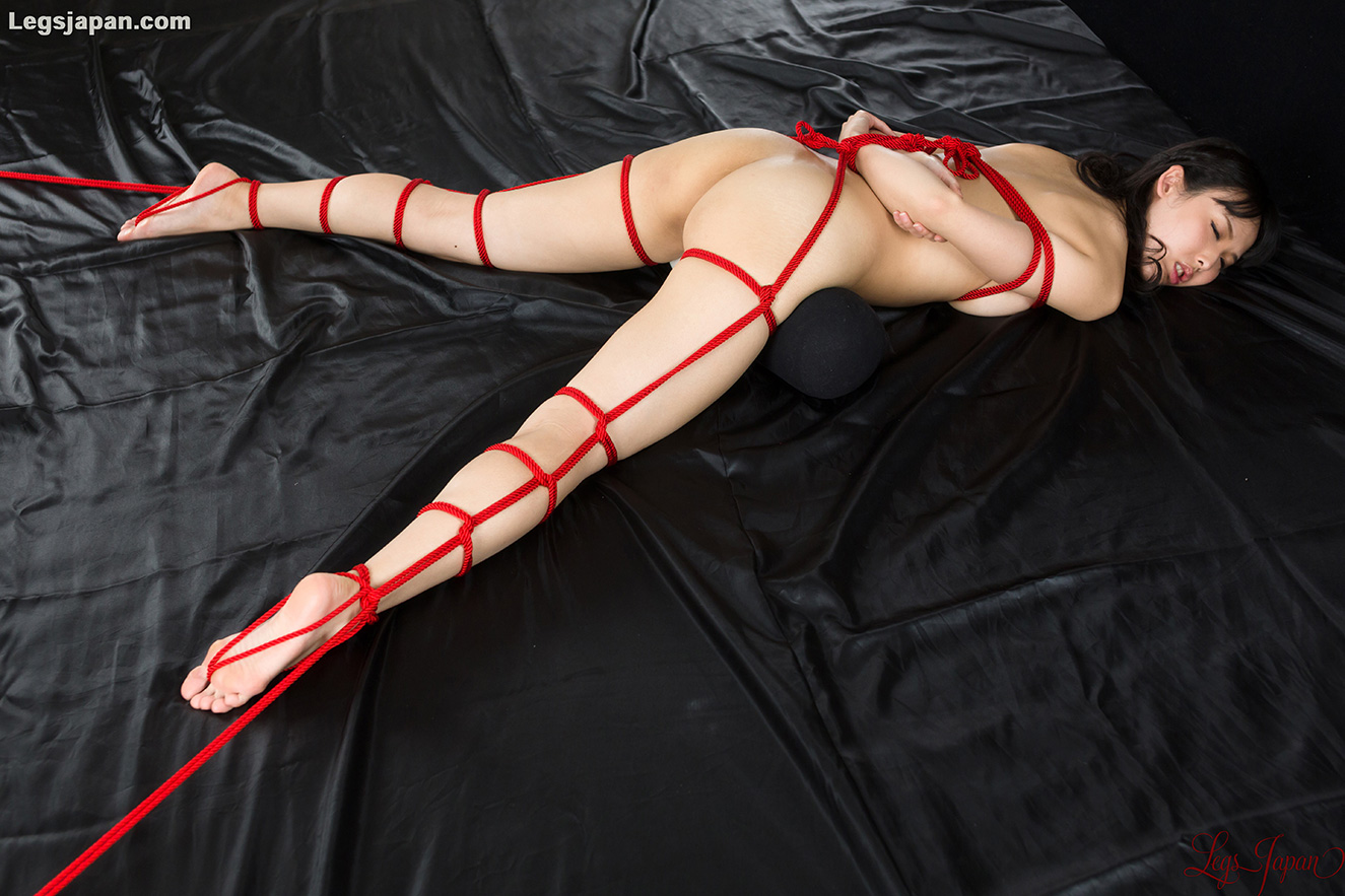 Stockings anal fisting